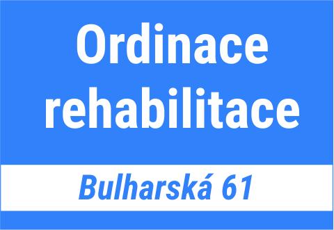 Ordinace rehabilitace a lymfologie Bulharská 61
