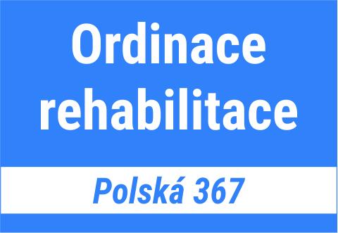 Ordinace rehabilitace Polská 367